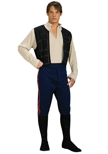 Mens Han Solo Star Wars Costume