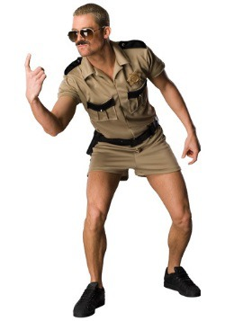 Reno Lt Dangle Costume