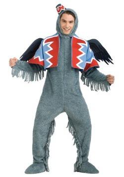 Adult Flying Monkey Costume