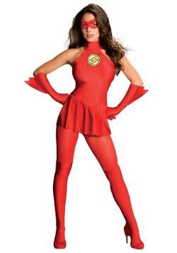 Women's Sexy Flash Costume