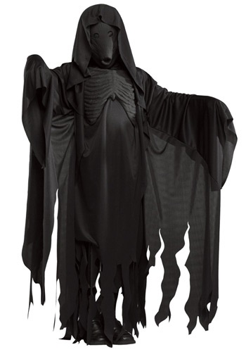Scary Dementor Costume