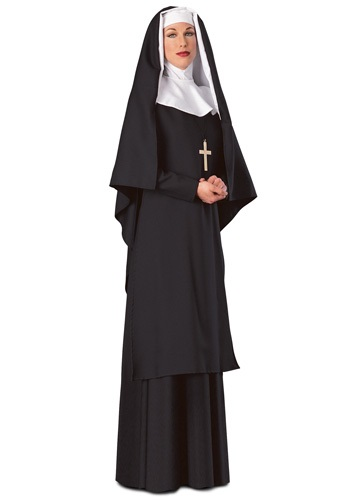 Replica Nun Womens Costume