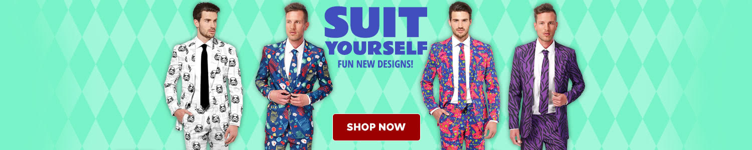 Suit yourself fun new designs!