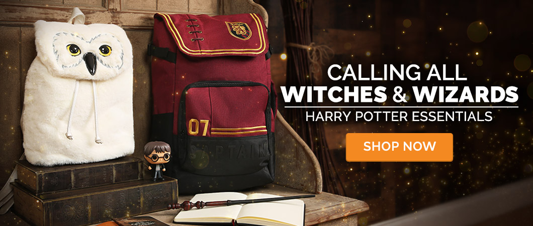 Calling All Witches & Wizards: Harry Potter Essentials for Every Student