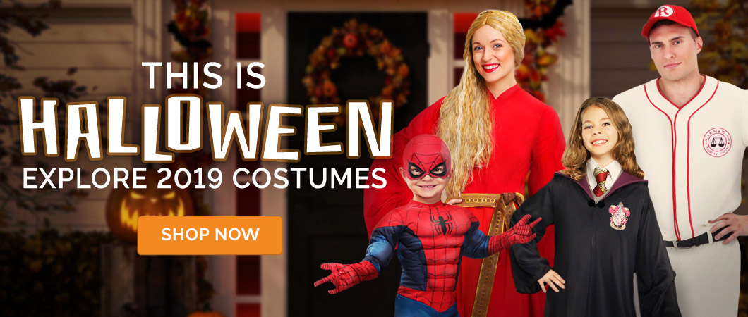 Halloween Costumes & Fancy Dress