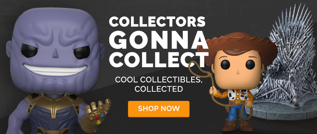 Collectible Figures & Toys
